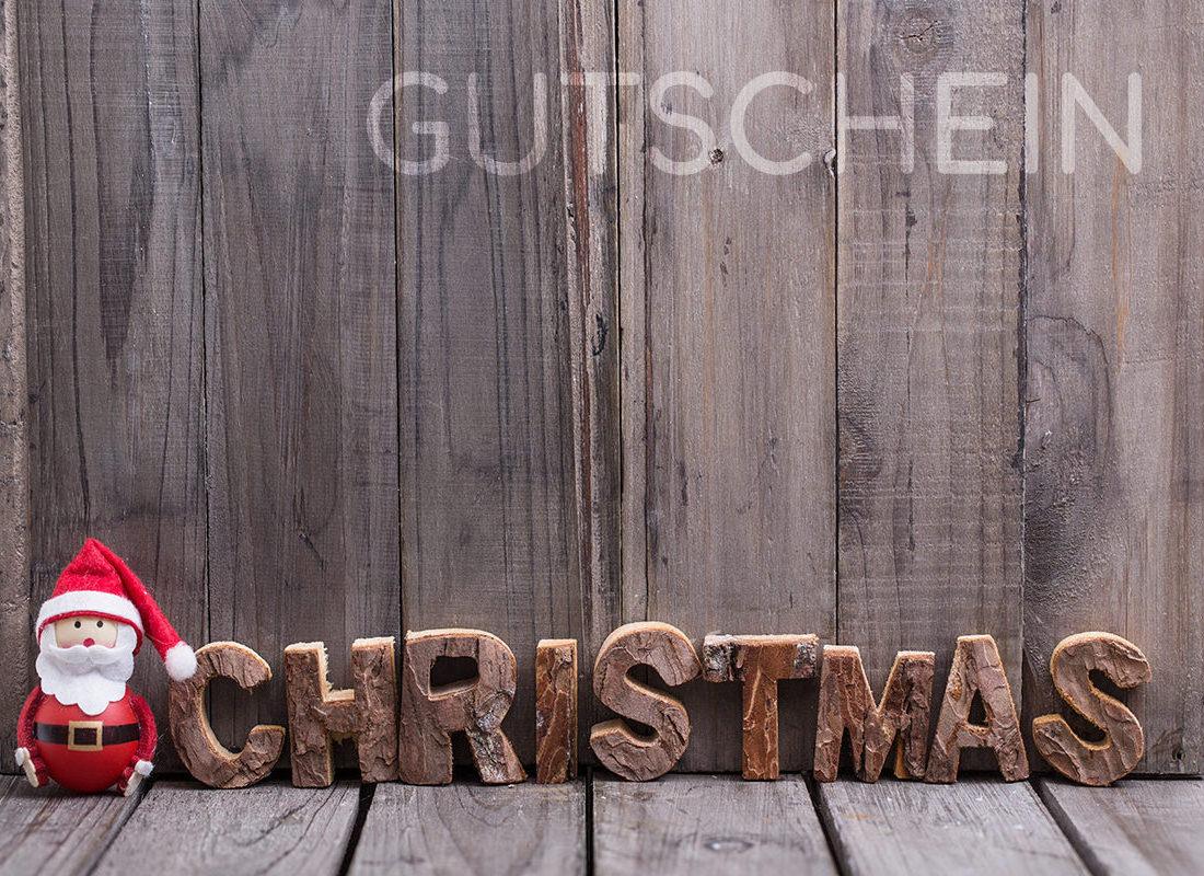 Gutschein Weihnachten 1
