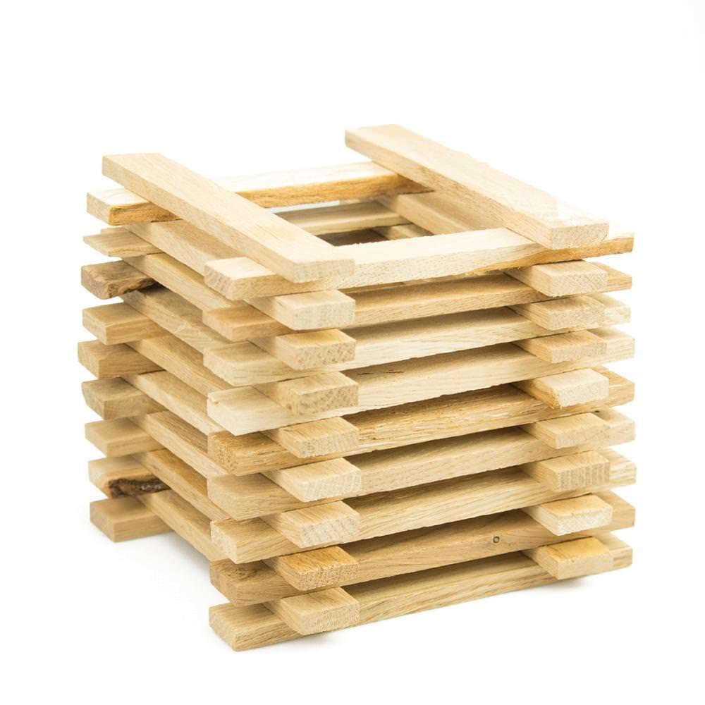 Vorschau: Premium Anfeuerholz Eiche