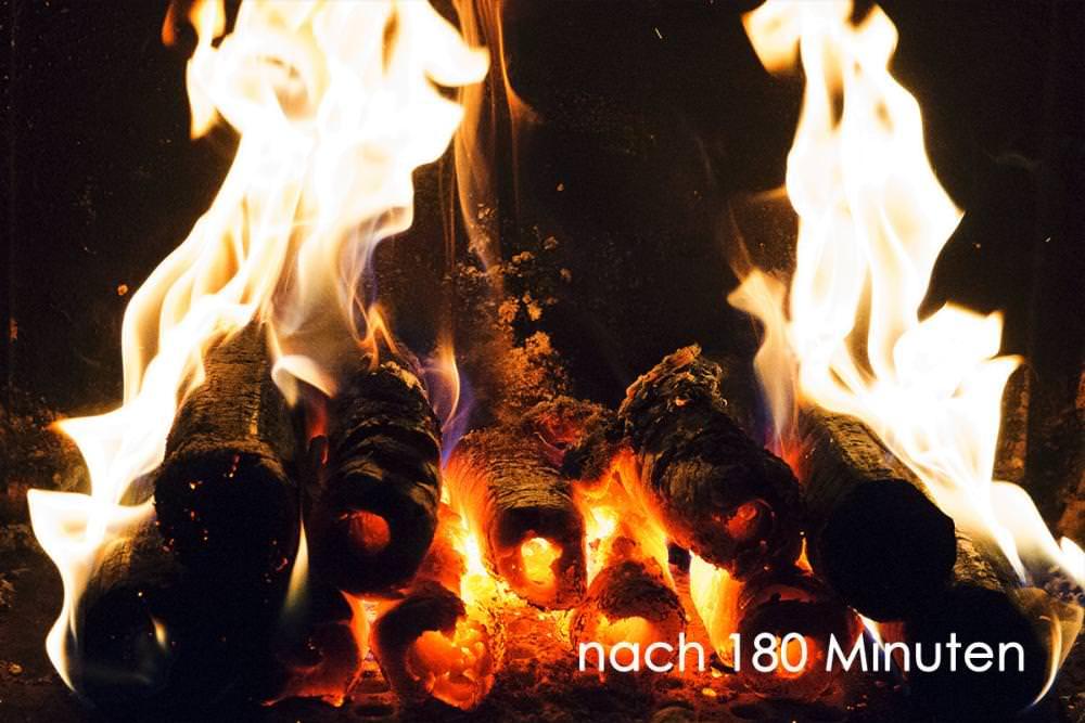 Vorschau: Holzbriketts Kamin Feuer machen 4