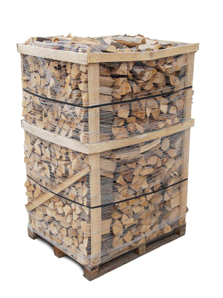 2rm brennholz kaminholz aus trockenem buchenholz 33cm holzbriketts holzpellets. Black Bedroom Furniture Sets. Home Design Ideas