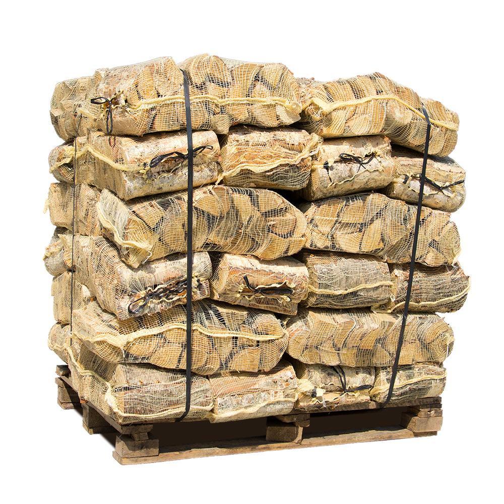 36x15kg trockenes brennholz kaminholz birke in s cken holzbriketts holzpellets