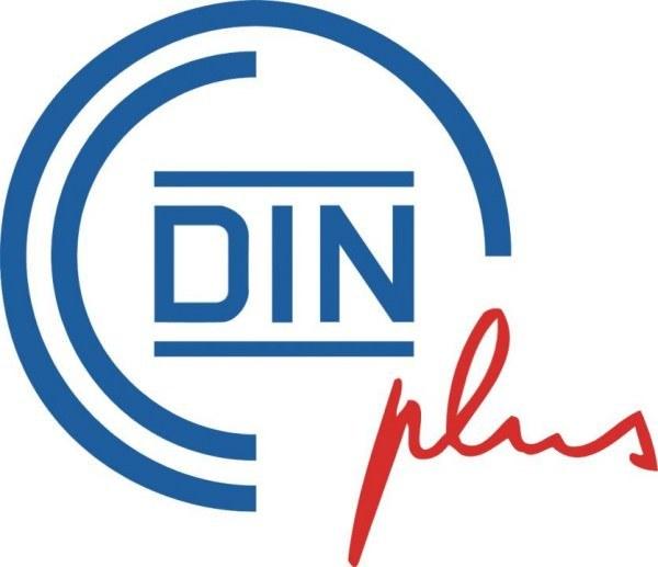 DINplus zertifiziert
