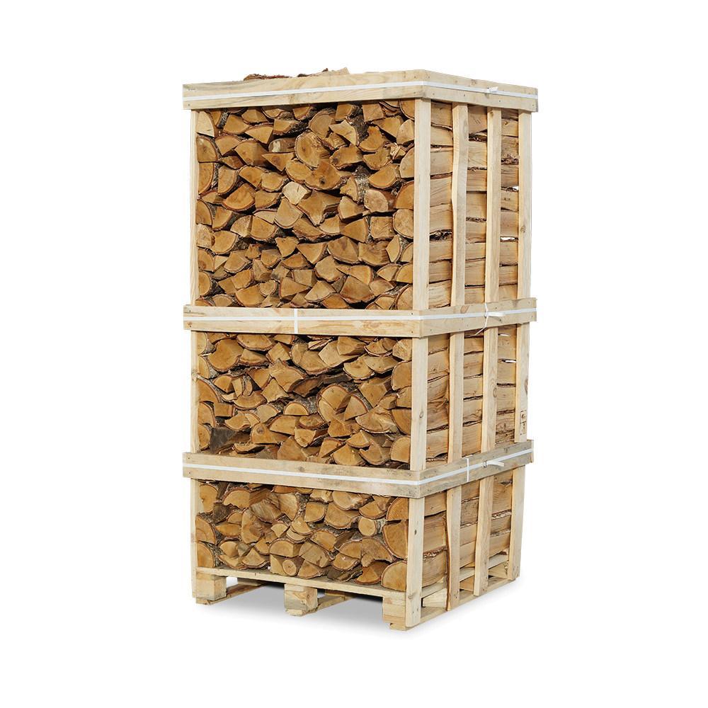 Vorschau: Brennholz Birke Palette 2RM